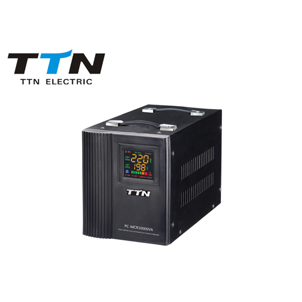 PC-MCR0.5KVA-10Kva Triac Control Voltage Stabilizer