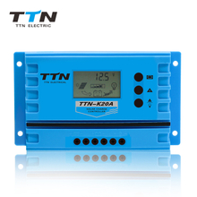 TT-K10A PWM Solar Charge Controller